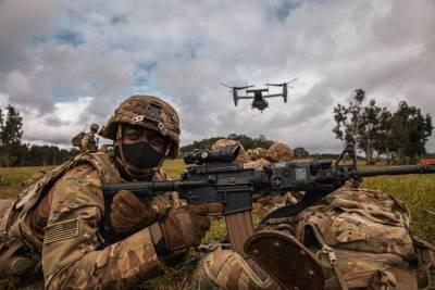 Глава Пентагона исключил вывод американских солдат из Европы