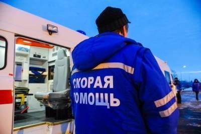В Волгоградской области ВАЗ врезался в столб: пострадал водитель nbsp