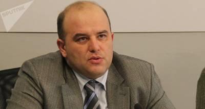 Маисая о том, чего ждать Армении от кандидата в премьеры Грузии Ираклия Гарибашвили