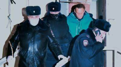 Российского оппозиционера Навального в СИЗО поставили на учет