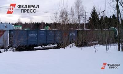В Приамурье восстановили движение поездов после схода вагонов