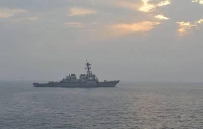 США делают заявку, что «в Черном море ничего не будет решаться без них»