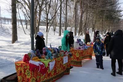 Городской парк Южно-Сахалинска приглашает мастеров к участию в ярмарке