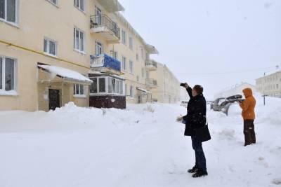 В Южно-Сахалинске министерство ЖКХ и жилинспекция обследуют дворы
