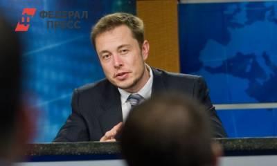 Илон Маск снова возглавил список самых богатых людей мира