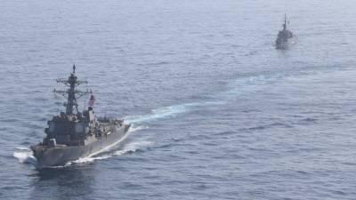 Захарова назвала маневры США в Черном море угрозой миру