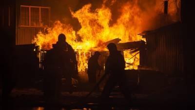 Пожар в жилом доме в Кирове унес жизни пяти человек