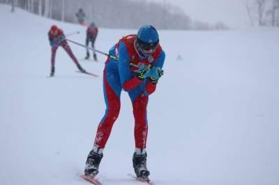 На Сахалине состоялись соревнования по лыжным гонкам на призы Анны Ермаковой