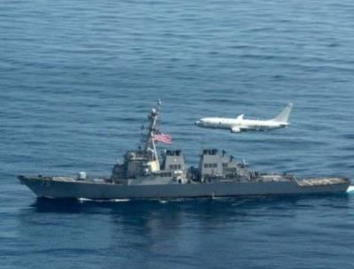 Учения НАТО на Черном море носят антироссийскую направленность