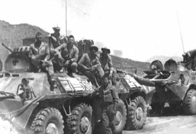 Как погибли первые советские военные в Афганистане