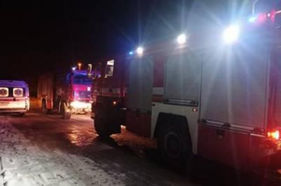 В Днепре пожар унес жизни троих человек