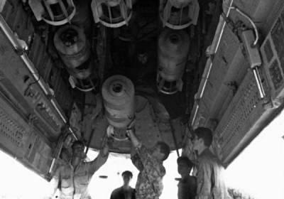 ФАБ-9000 «Слон»: как применяли в Афганистане самую мощную безъядерную бомбу
