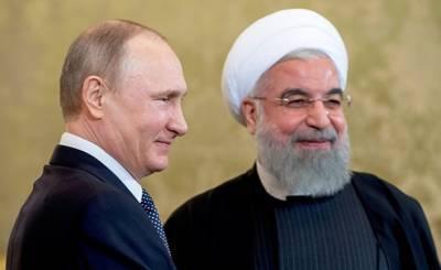 Resalat (Иран): Россия и Иран создают общий пояс безопасности в Индийском океане