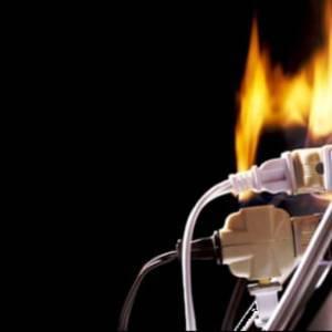 В Запорожье замкнула электропроводка в больнице: подробности