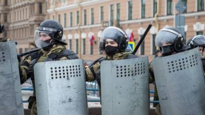 СК возбудил новое уголовное дело после незаконного митинга 31 января в Москве