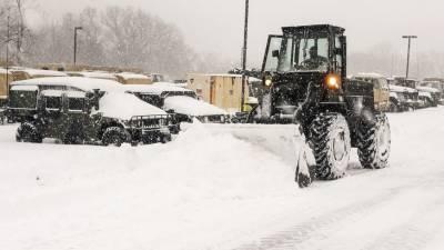 Байден объявил о стихийном бедствии в Техасе из-за снегопадов