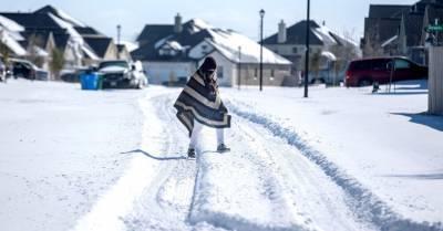 Морозы в Техасе: Байден объявил в штате режим стихийного бедствия