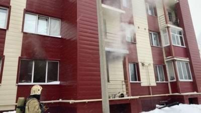 Пожар унес жизни трех человек в Оренбурге