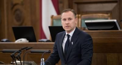 Народ России сам решит свои вопросы: Гобземс раскритиковал резолюцию Латвии по Навальному