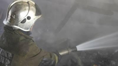 Крупный пожар в Оренбурге унес жизни троих людей