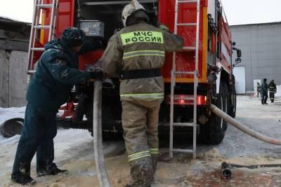 Четыре человека погибли при пожаре в Подмосковье