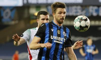 Брюгге перед Динамо вынес Левен одержал 9-ю победу подряд