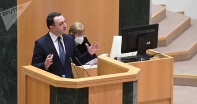 Премьер Грузии доволен спецоперацией по задержанию Мелия