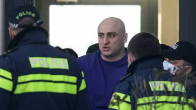 Посольство США осудило власти Грузии за задержание оппозиционера Мелии