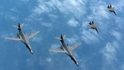 Стратегические бомбардировщики США прибыли в Норвегию для учений