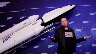 Состояние Илона Маска сократилось на 15 млрд долларов за сутки