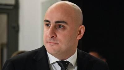 МВД Грузии объяснило применение газа при задержании оппозиционера Мелии