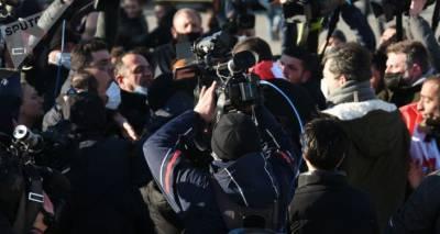 МВД Грузии обнародовало кадры задержания Мелия - видео спецоперации