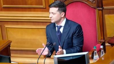 Рада отменила ограничение полномочий и.о. министра по требованию Зеленского