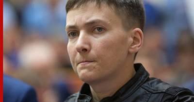 Савченко предрекла раскол Украины