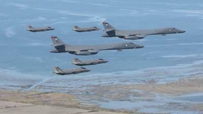 Стратегические бомбардировщики США прибыли в Норвегию