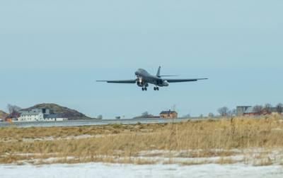 США впервые перебросили стратегические бомбардировщики в Норвегию