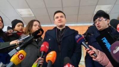 Савченко спрогнозировала очередной майдан на Украине