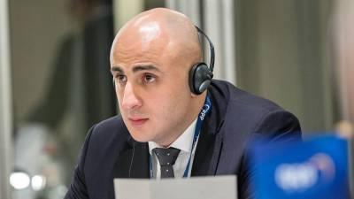 Представители США раскритиковали Грузию за арест главы партии Саакашвили