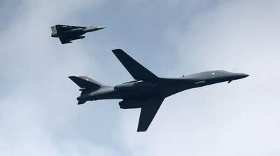 США разместили стратегические бомбардировщики в Норвегии