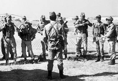 Операция «Агат»: как советский спецназ начал войну в Афганистане