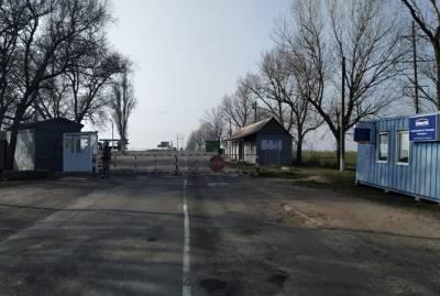Молдова открыла пункт пропуска на границе с Одесской областью, закрытый почти год назад