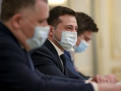 Зеленский предложил Литве помощь в массовом производстве вакцины от коронавируса