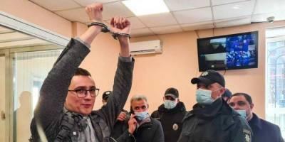 Дело Стерненко не политическое, доказательства действуют против него — прокуратура
