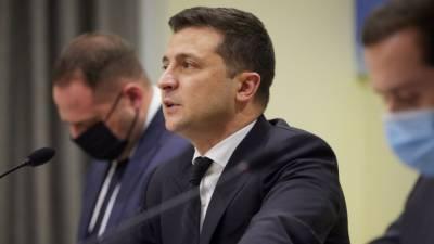 В Киеве заявили о крахе социально-экономической сферы из-за Зеленского