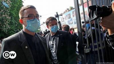 Приговор Стерненко: за что осудили украинского активиста