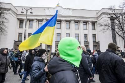 Эксперт: беспорядки в Киеве показали слабость политического режима Зеленского