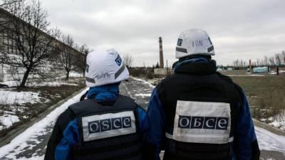 Российский дипломат призвал ОБСЕ помешать подготовке ВСУ военной авантюры в Донбассе
