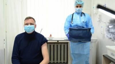 В Одесской области стартовала COVID-вакцинация