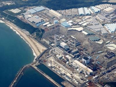 """Землетрясение в Японии: на АЭС """"Фукусима"""" сместились цистерны с очищенной водой"""