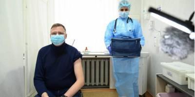 Вакцинация от COVID-19 стартовала в Одесской области — видео